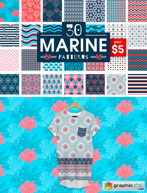 Marine Vector Collection