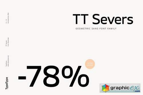 TT Severs | Intro Offer -78% OFF