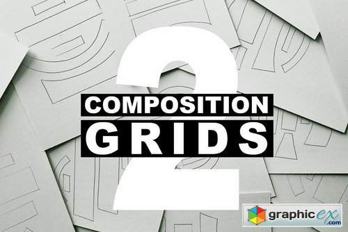 COMPOSITION GRIDS - BUNDLE 2