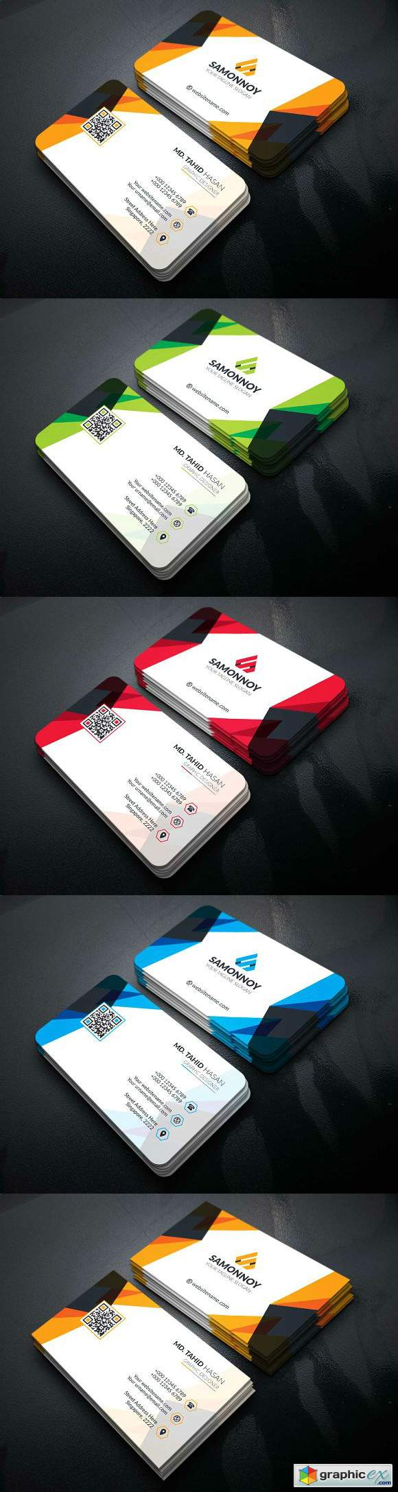 Business Cards 2555761