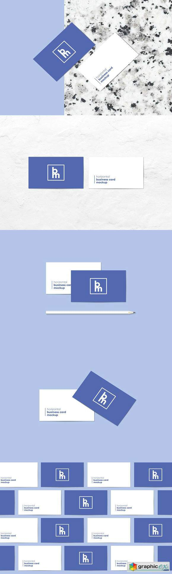 Business Card Mockup 2580548