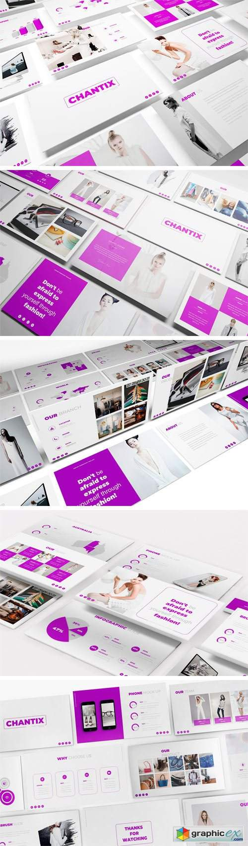 Fashion Powerpoint Template 2509715