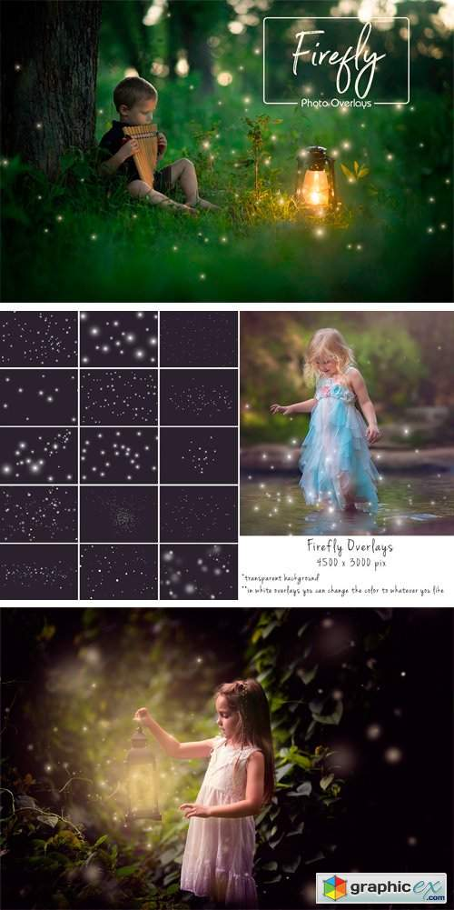 Firefly Magical Overlays