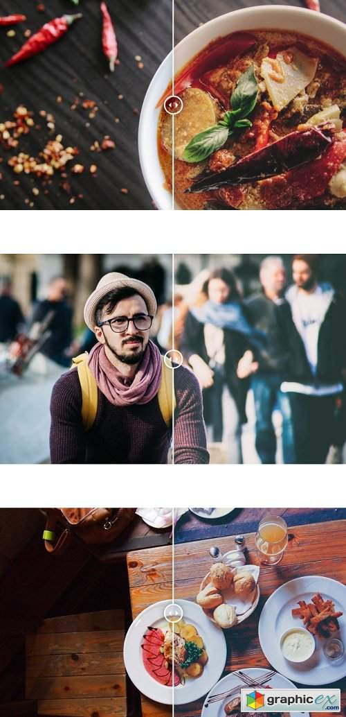 Photonify - Matte Collection Lightroom Presets