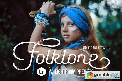 Folklore Lightroom Presets