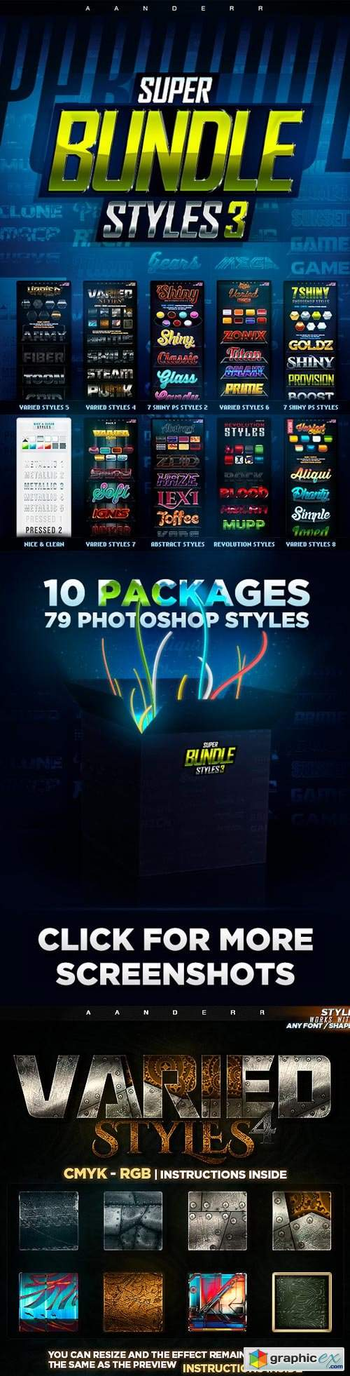 Super Bundle Styles 3