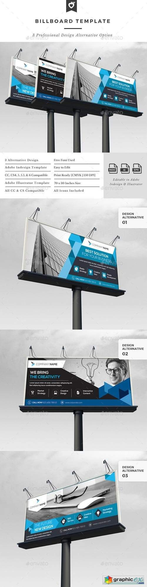 Billboard Template 12931866