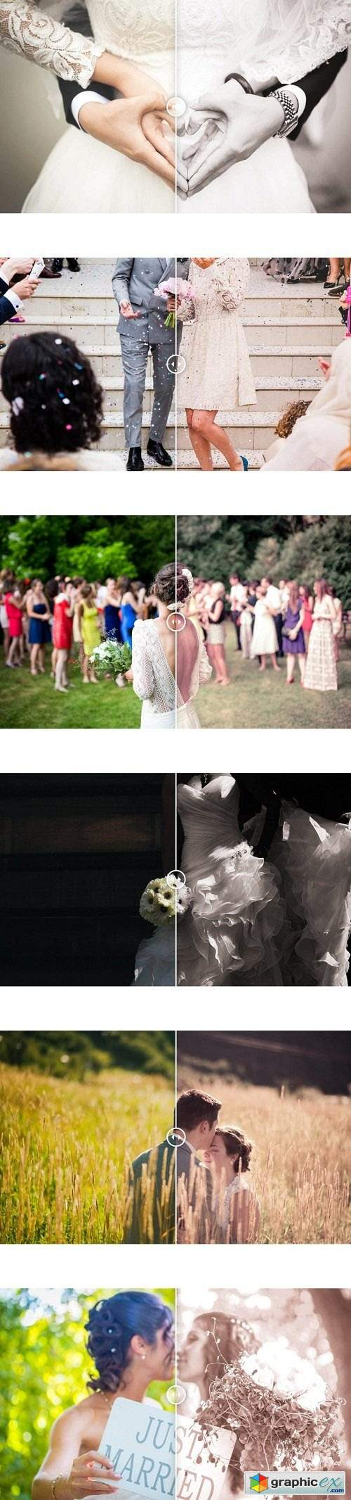 Photonify - Wedding Collection Lightroom Presets