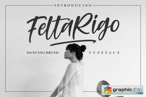 Feltarigo Font