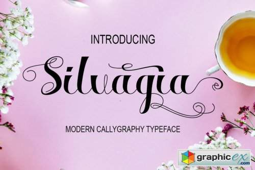 Silvagia Font