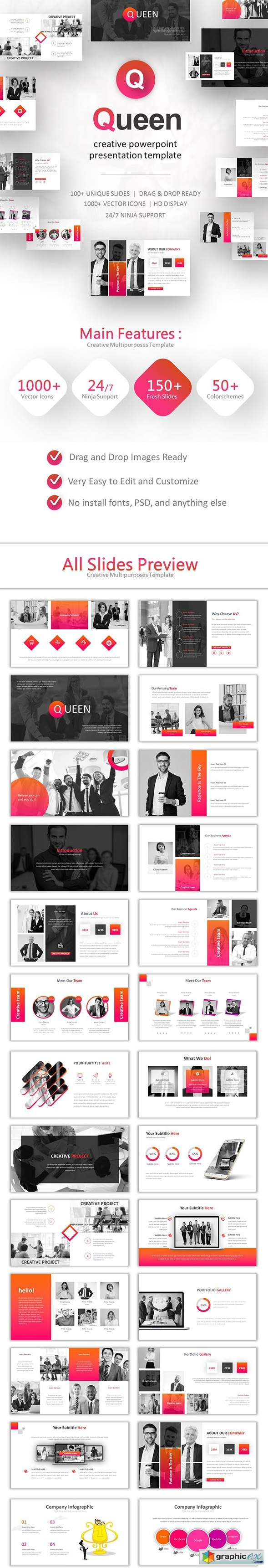 Queen Powerpoint