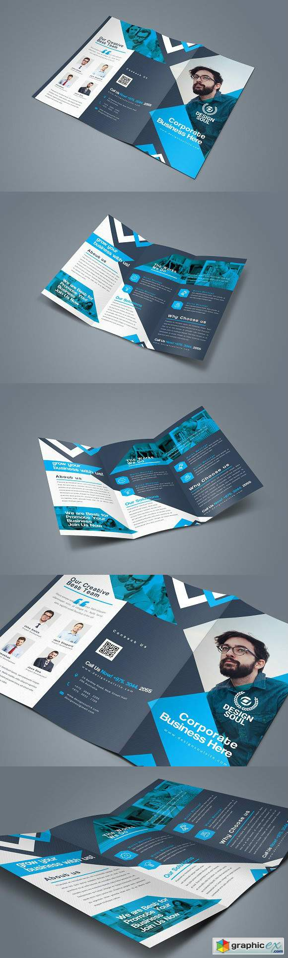 Trifold Brochure 2818930