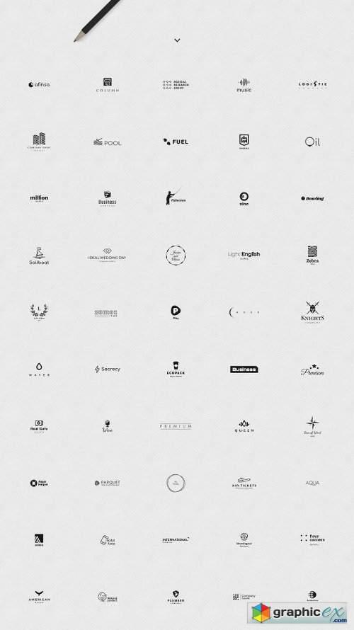 50 Logos Creators Vol.1
