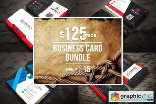 25 Business Card Bundle 2122609