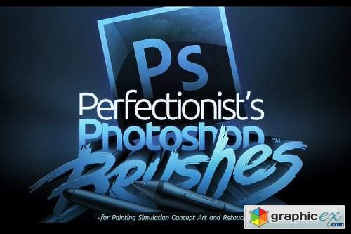 RM Perfectionist Photoshop Brushes