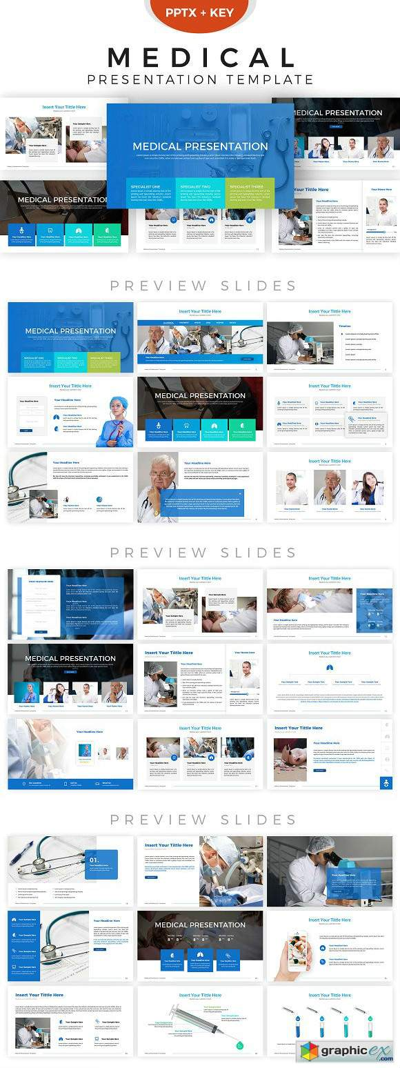 Medical Powerpoint Template 2855905