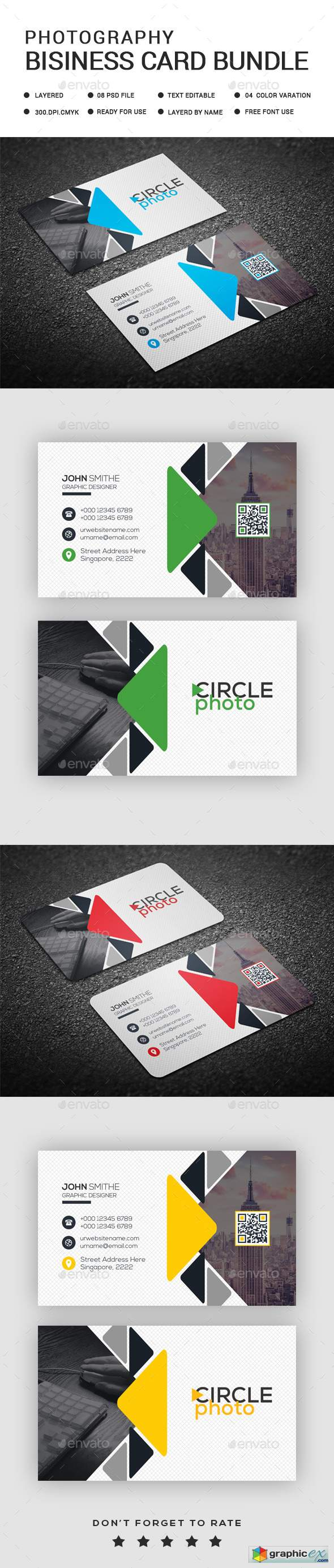 Photography Business Card 22484393