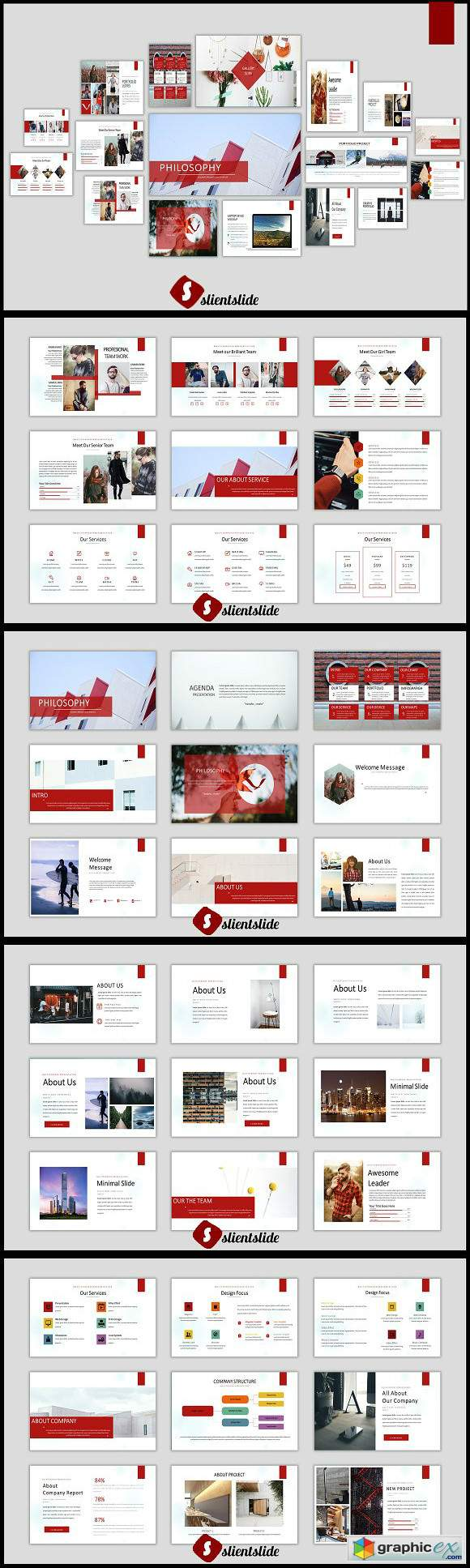 Philosophy Powerpoint Template