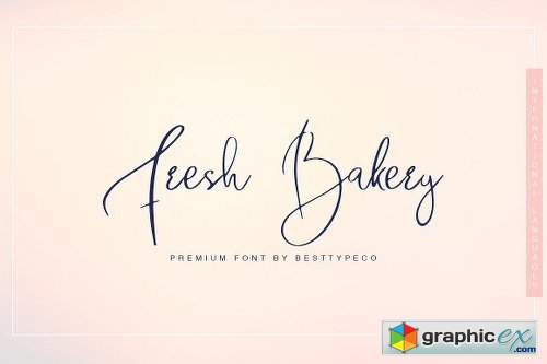 Fresh Bakery