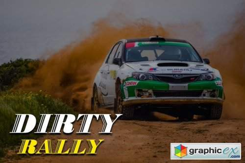 Rally Star Font