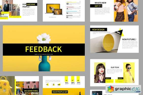 Feedback Presentation Template