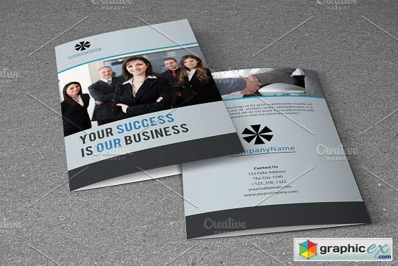 Business Brochure V788