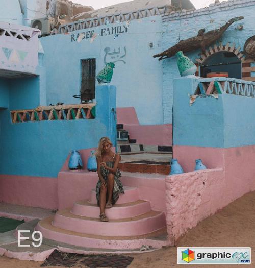 DoYouTravel Egypt Lightroom & Mobile Presets » Free Download Vector