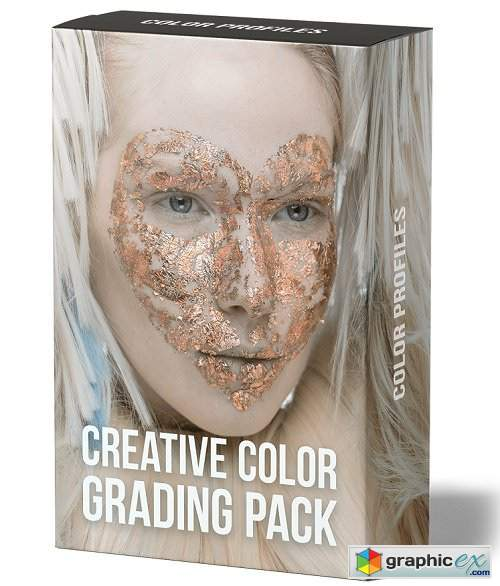 RGGEDU - Creative Color Profiles Master Collection for Lightroom & Photoshop (Updated)