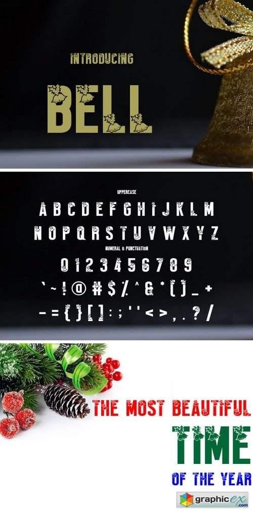 bell font