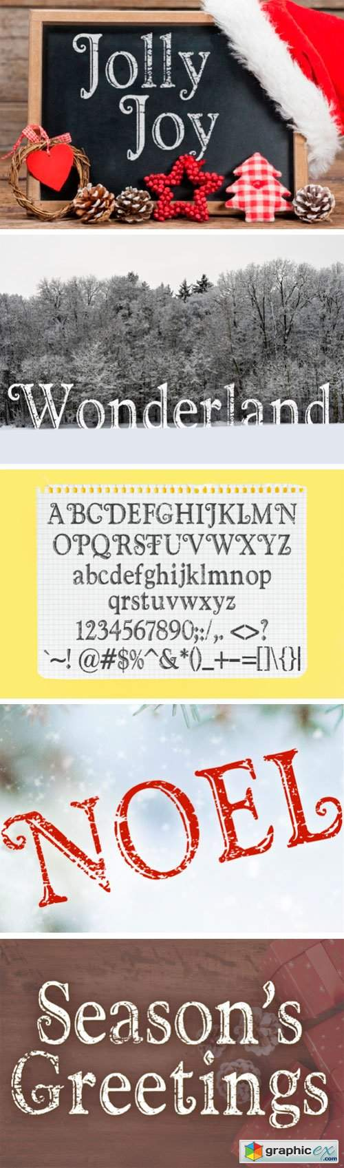 Jolly Joy Font
