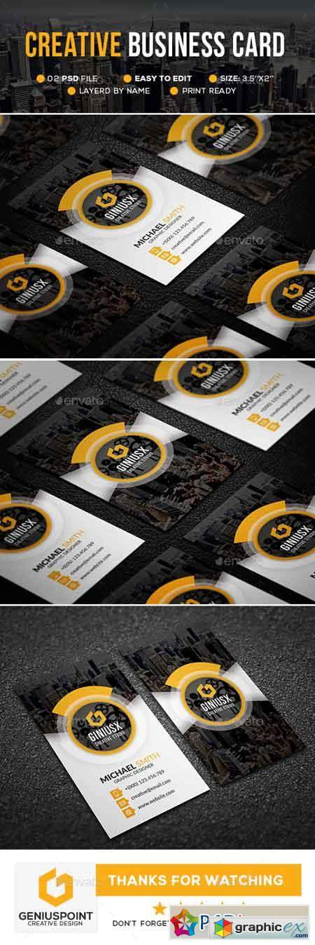 Creative Business Card 23072039