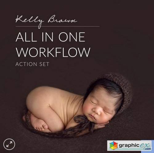 Kelly Brown - All In One Workflow Action Set