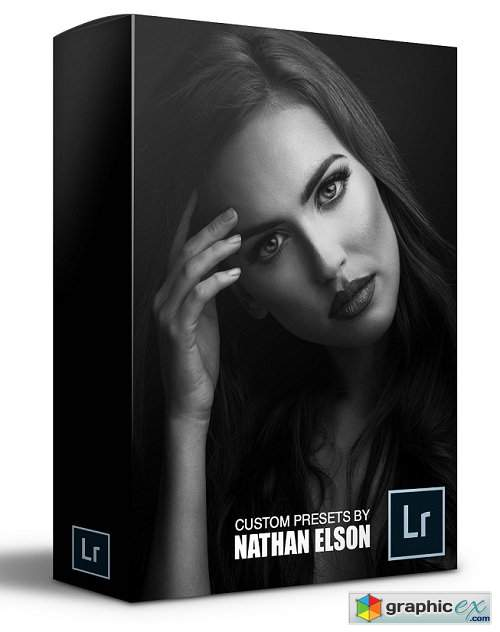 Nathan Elson BW Lightroom Preset Pack