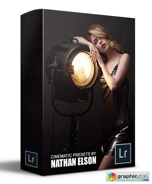 Nathan Elson Cinematic Lightroom Preset Pack