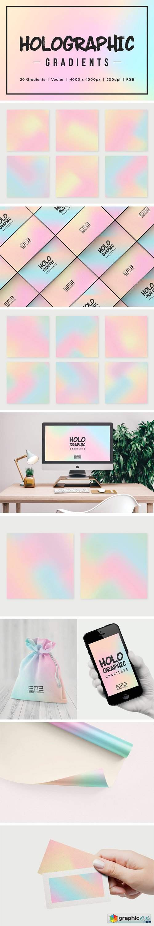 Holographic Gradients 2623448