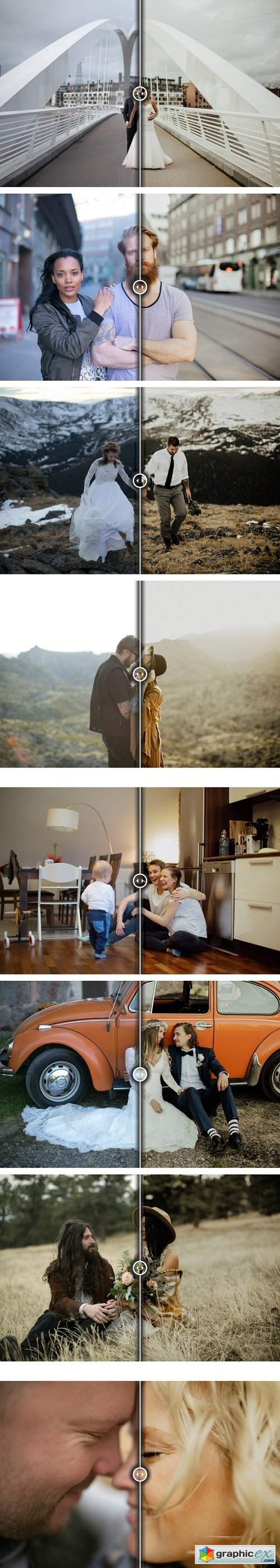 Wildhearts Lightroom & ACR Presets Pack