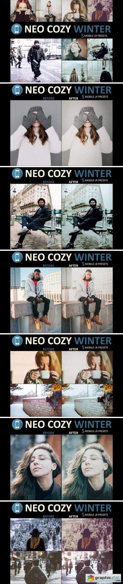 neo cozy winter mobile lightroom presets  u00bb free download