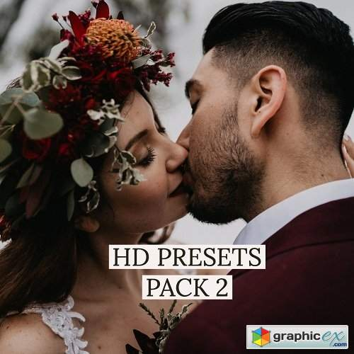 Henry Tieu - Preset Pack II For Adobe Lightroom and Adobe