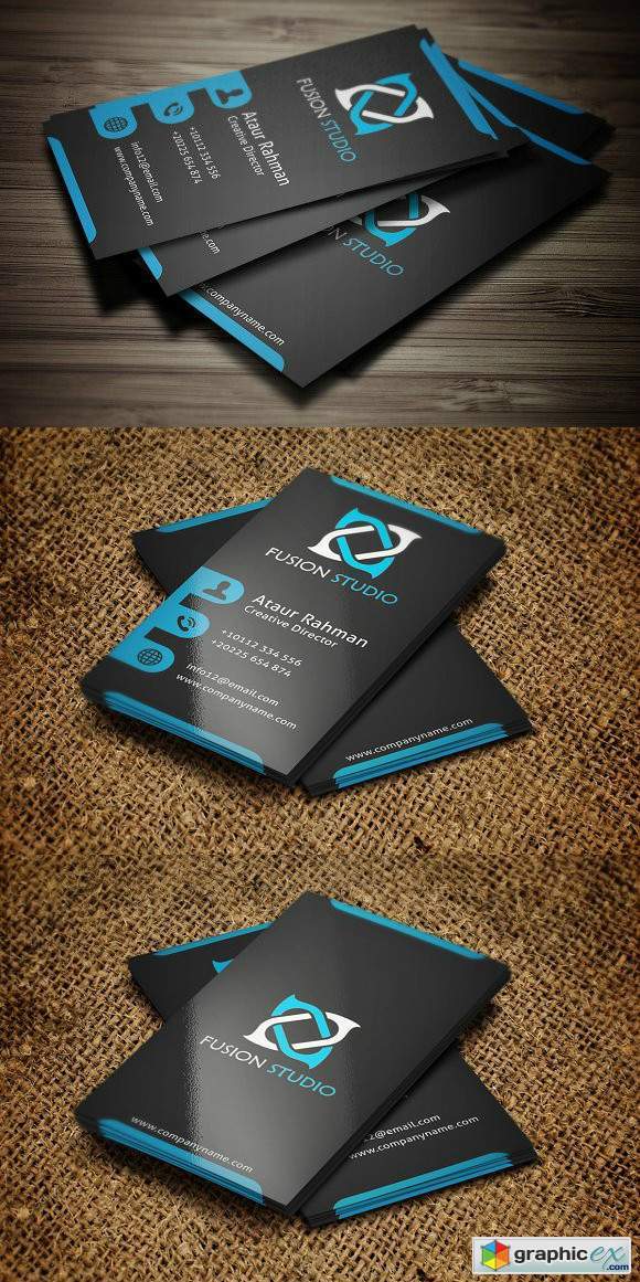 Business Card 3386418