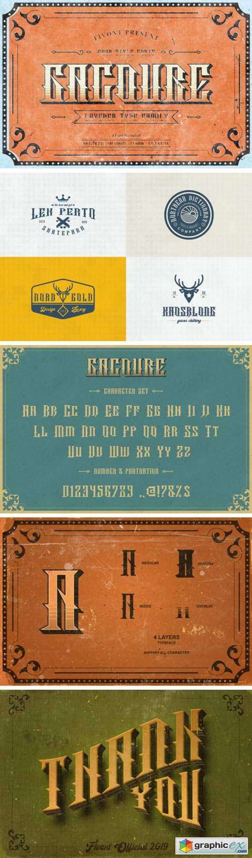 Colfax Font family free Download