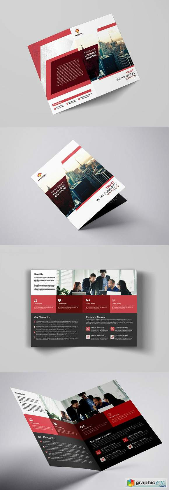 Creative Corporate Brochure Design 3217432