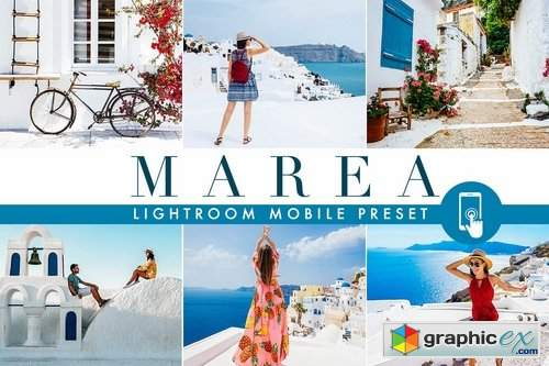 Summer Lightroom Mobile Preset » Free Download Vector Stock Image