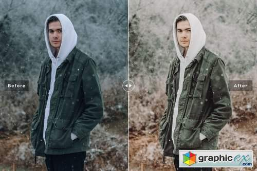 Warm & Airy Lightroom Presets 3492816