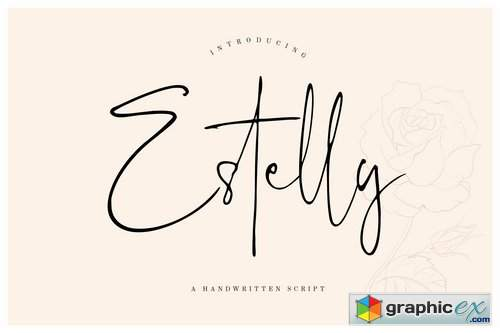 Estelly Stylish Signature
