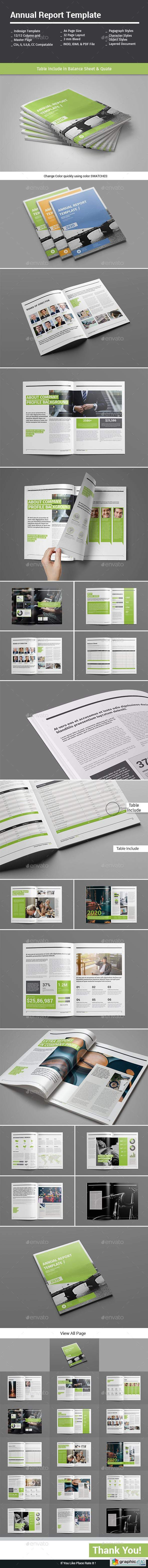 Annual Report Template 23371354