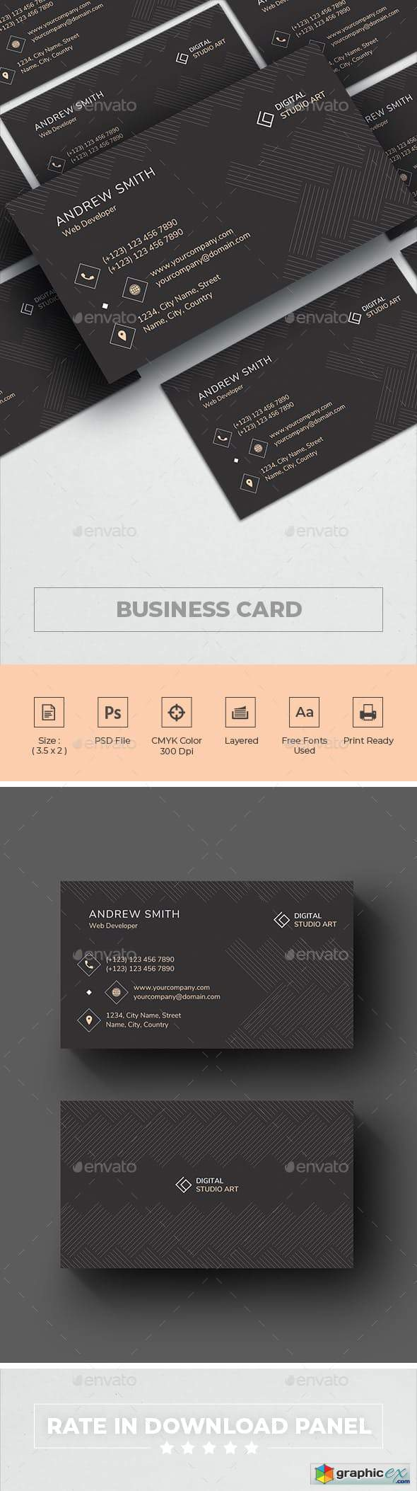 Business Card 23192684