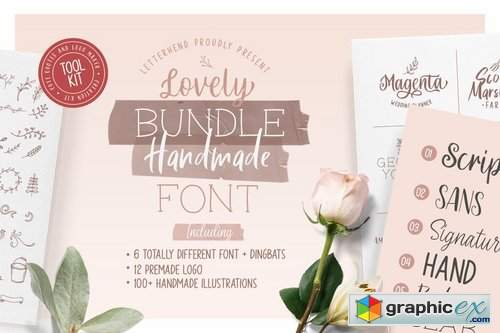 Olive - Hand Lettering Tool Kit!