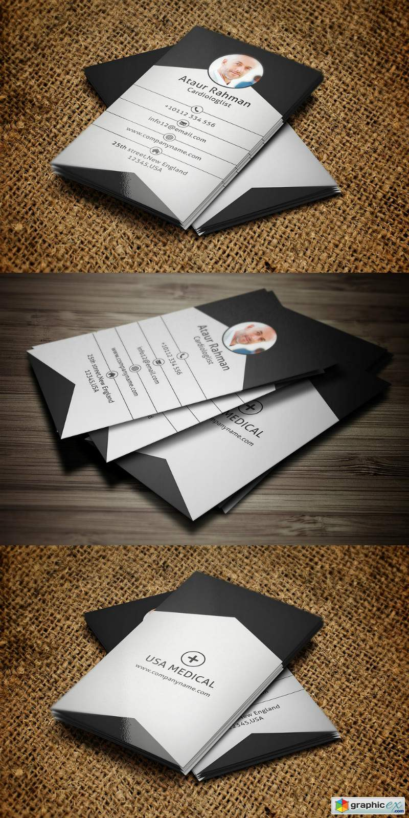 Doctor Business Card 3386406