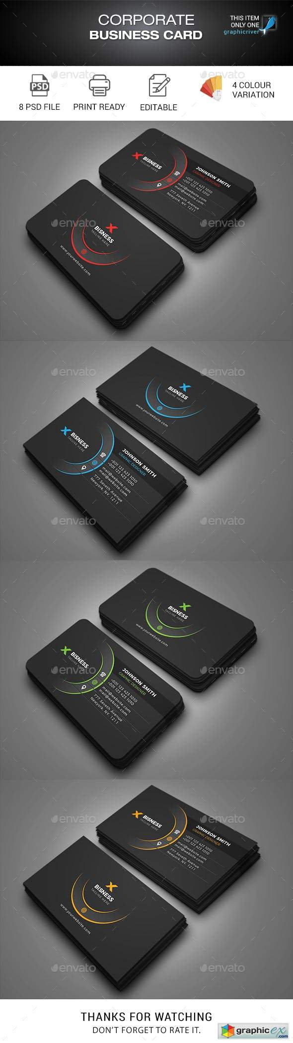 Business Cards 23271225