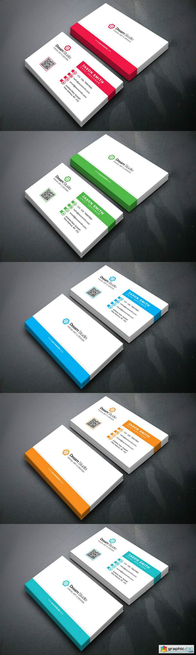 BUSINESS CARDS 3084368